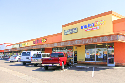 THE 30,300 SQUARE FOOT FORMER BAYLESS SHOPPING CENTER SOLD